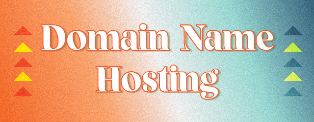 избор на домейн име и хостинг